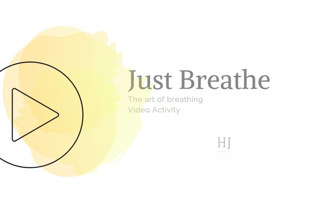 Just Breathe – Video