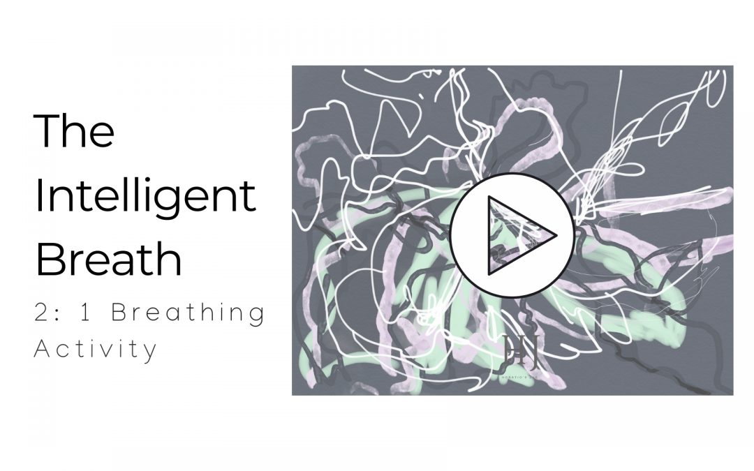 The Intelligent Breath – 2: 1 Breathing Activity